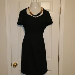 Alex Marie Black Sheath Dress